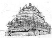 Traction City London Sketch by Patty1234