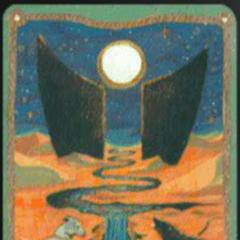 XVIII, The Moon