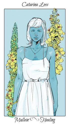 CJ Flowers, Catarina