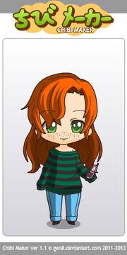 Clary (fray, fairchild, morgenstern)