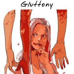 Gluttony: <a href=