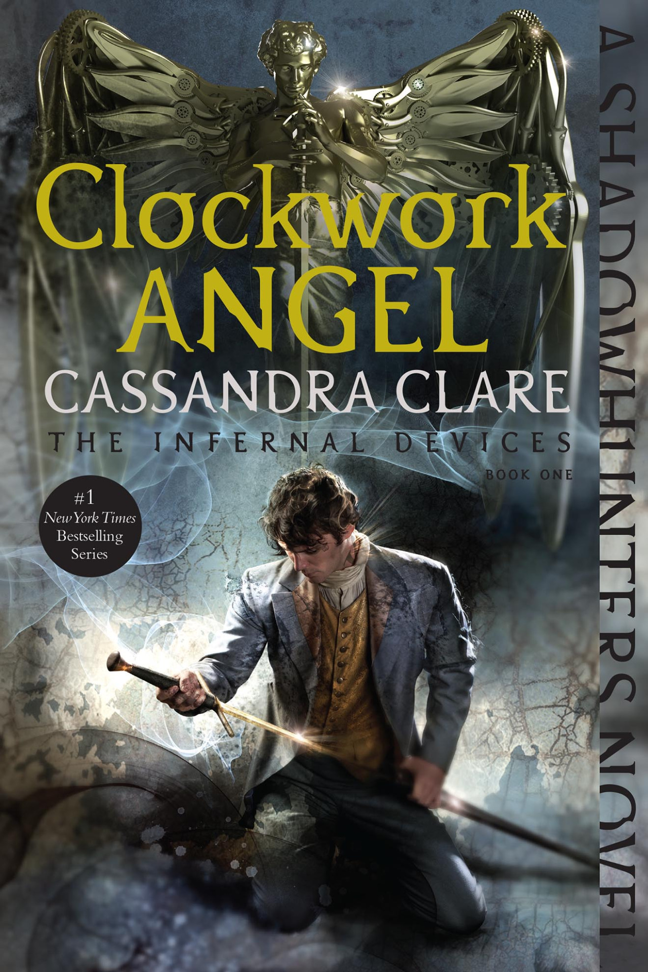 Clockwork Angel | The Shadowhunters' Wiki | FANDOM powered ...