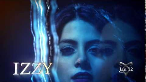 Shadowhunters Characters Izzy