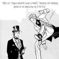 Magnus and <a href=