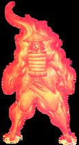MKM Fire God
