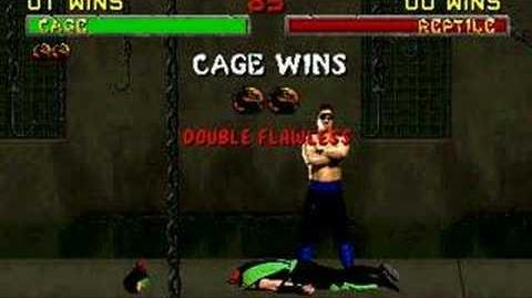 MK2 Johnny Cage Fatality 2