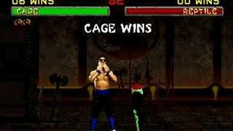 MK2 Johnny Cage Fatality 1