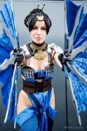 Kitana from mk x cosplay by nemu013-d9541l4