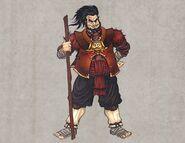 Mortal Kombat Deception Krypt Bo Rai Cho Character Concepts Artwork