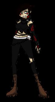 Mortal Kombat Sarah Nac