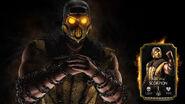 Scorpion mortal kombat x game-HD