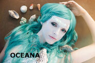 Oceana The Mermaid