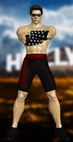 MK1 Johnny Cage (MK9)