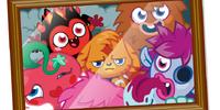 Monster Family Portrait Pic