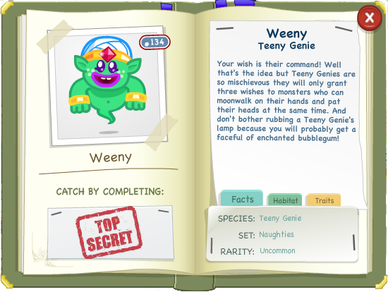 Weeny Book