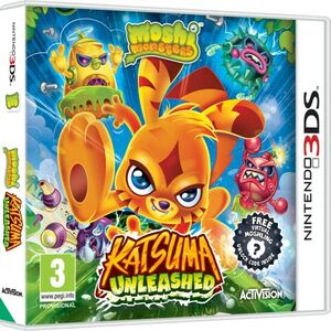 Katsuma Unleashed 3DS