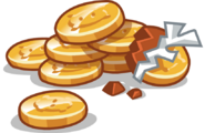 Yo-Ho-Cocoa Coins