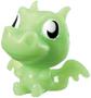 Burnie figure scream green