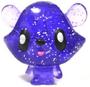 Jeepers figure glitter purple