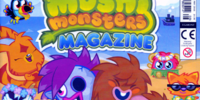 Moshi Monsters Magazine: Issue 66