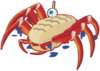Crab and Jelly Sandwich