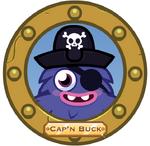 Captain Buck Poster