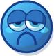 Profile mood sad
