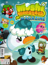 Magazine issue 63 cover front