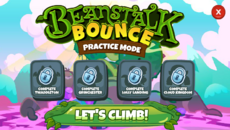 TGMB Beanstalk Bounce locked