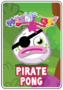 Collector card s2 pirate pong