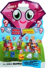 Mega Bloks Packs 2