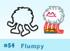 Flumpy moshi bandz