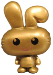 Honey figure gold