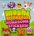 Issue 60 roarsome stickers box