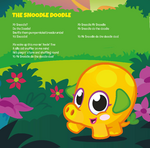 Moshi movie soundtrack booklet Page 18
