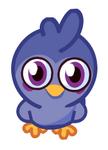 Terry Tree Beard Bird