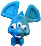 Ratty figure brilliant blue