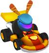 Moshi Karts helmet moshimo 4000