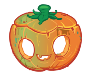 Pumpkinhead Mask