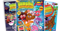 Moshi Monsters Magazine (disambiguation)
