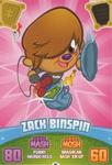 TC Zack Binspin series 3