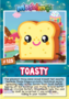 Collector card s10 toasty