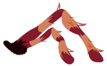 Poppet Tarantula Left Arm