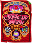 S2M4 Cirque du BonBon poster