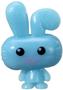 Honey figure voodoo blue