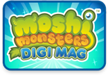 Moshi Monsters Digi Mag Logo