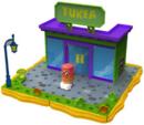 Bobble Bots playset Yukea