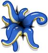Blue Tentacles