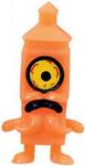 Mini Ben figure pumpkin orange