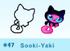 Sooki-Yaki moshi bandz